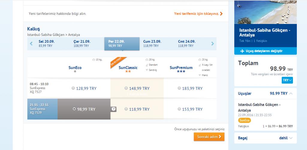 sunexpress-ucak-bileti-fiyatlari